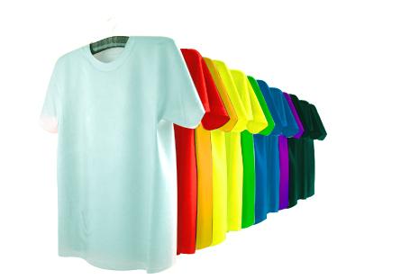 3f34dbb440 Antes de escolher pintar uma camiseta com serigrafia (silk screen) ou  sublimação